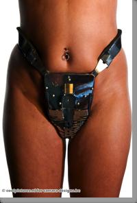 Full female chastity